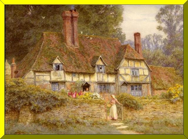 Off Marketing. Helen Allingham