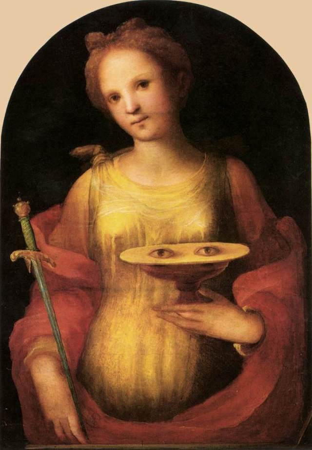 Saint_Lucy_by_Domenico_di_Pace_Beccafumi