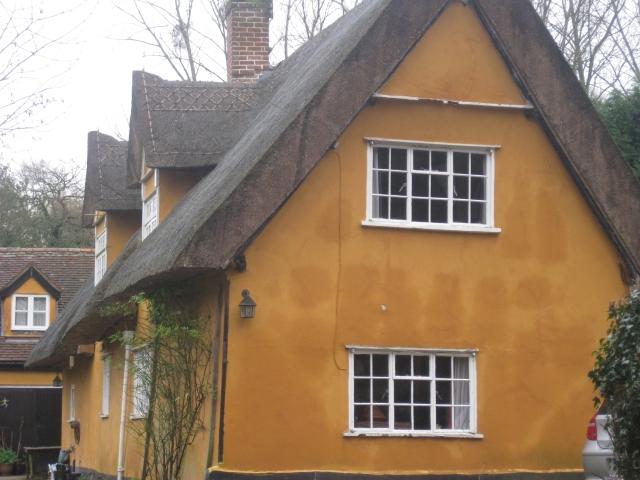 Maria Marten's cottage