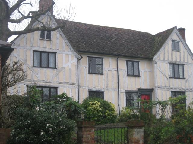 William Corder's cottage