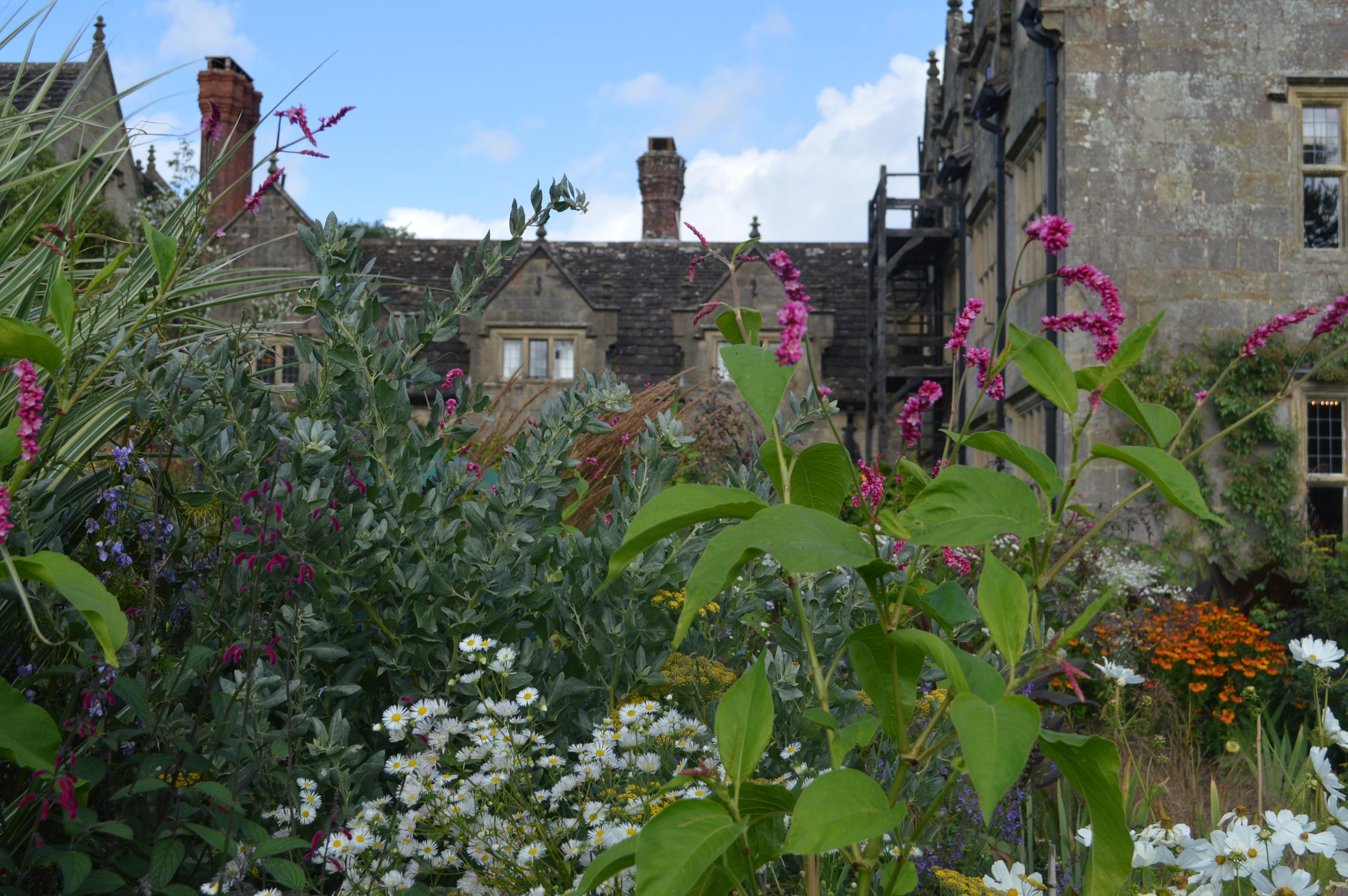 Walled Kitchen Gardens Gravetye Manor The Wild Gardener The Blooming Garden