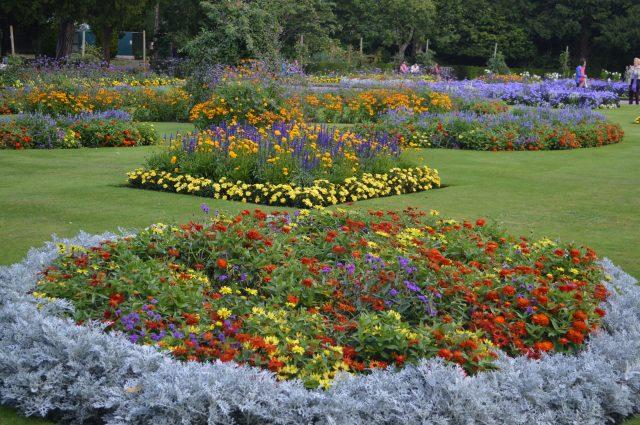 The Abbey Gardens, Bury St. Edmunds.