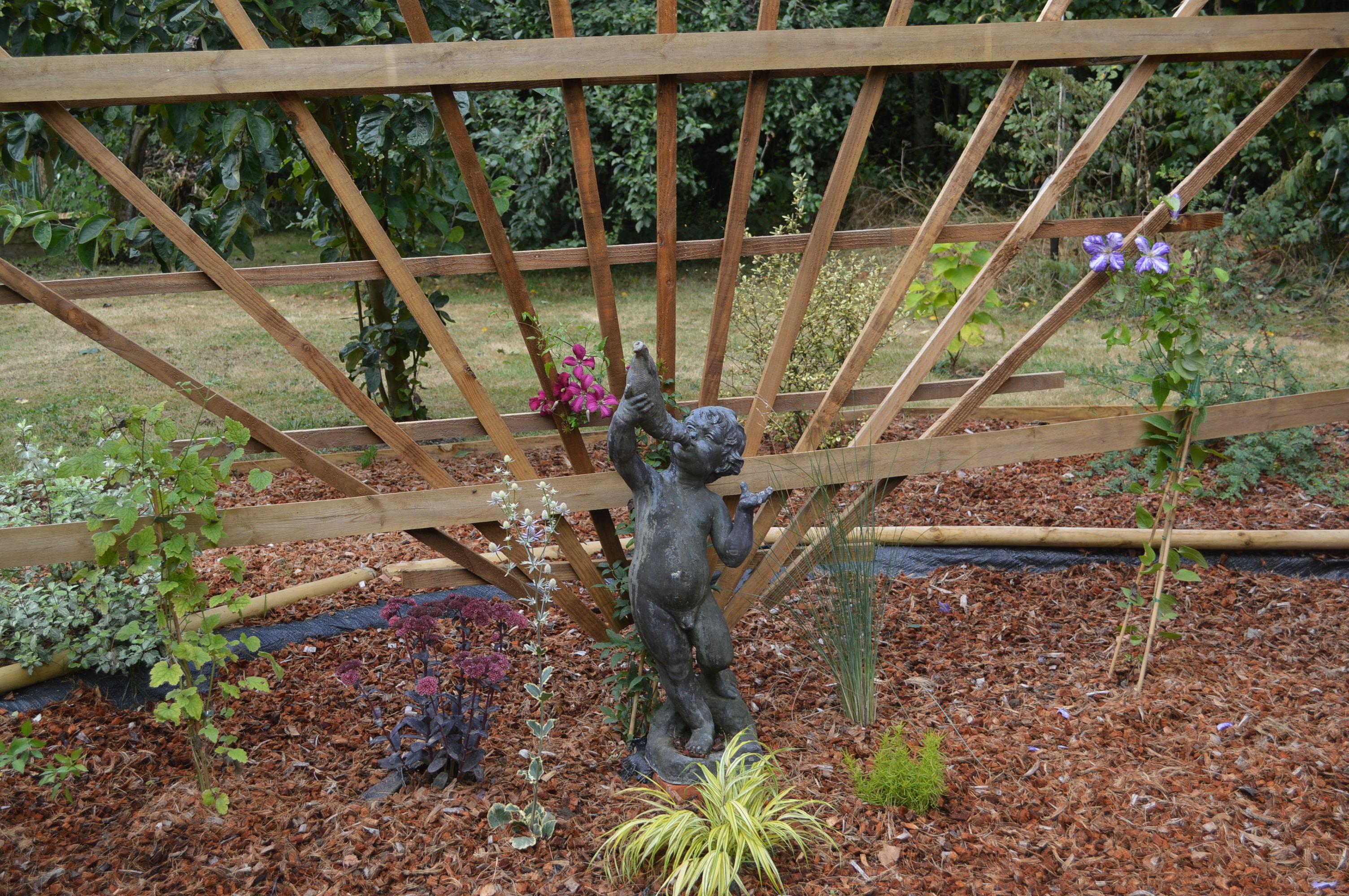 The Secret Garden Revealed. | The Blooming Garden
