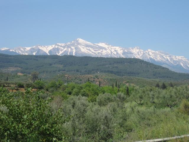 Taygetos Mountains