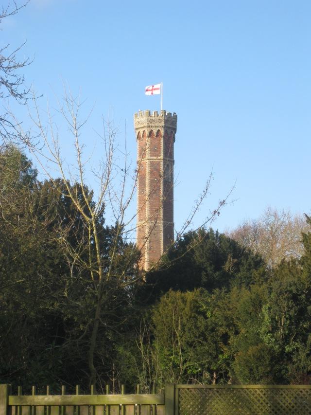 Pentlow Tower, Essex
