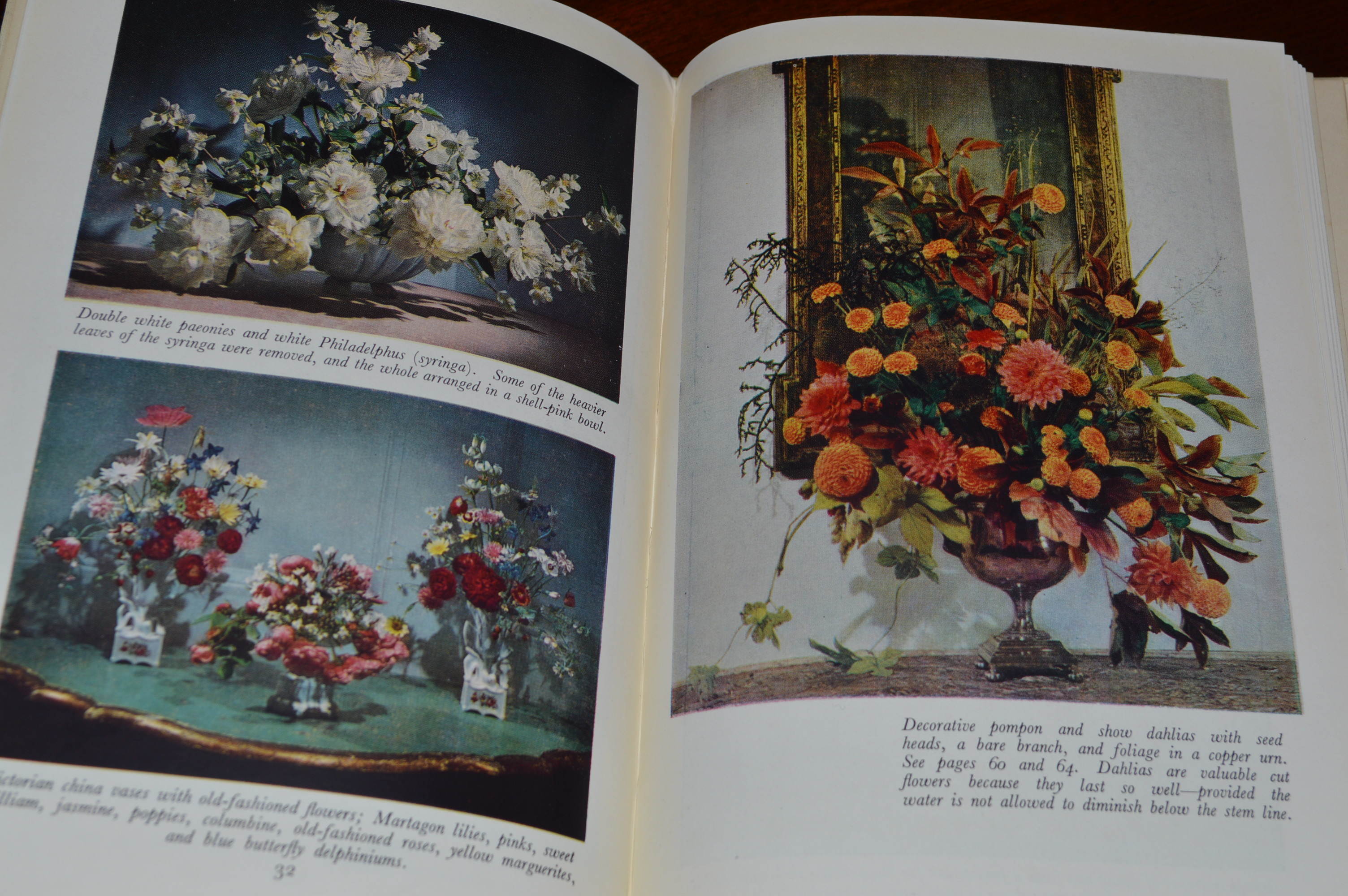 In a vase on monday tribute to constance spry the blooming garden constance spry 1953 reviewsmspy